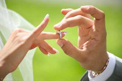 مردی که برای نهمین بار می خواهد ازدواج کند + عکس