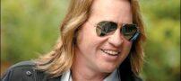 بازیگر مشهور آمریکایی مبتلا به سرطان حنجره (+عکس)