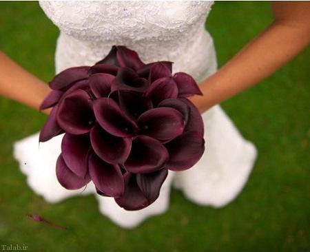 مدل های زیبا و شیک دسته گل عروس