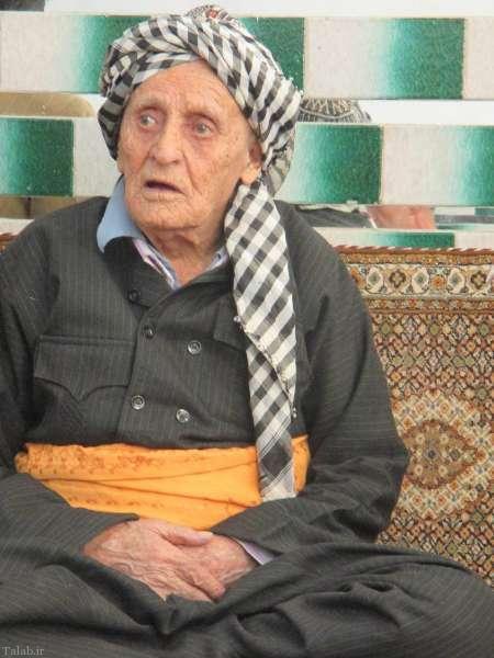 پیرترین فرد ایرانی در سرشماری + عکس
