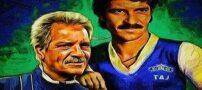 تصاویر از افراد مشهور در مراسم زنده یاد منصور پورحیدری