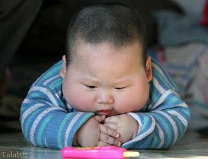 درمان چاق ترین کودک جهان با حجامت + عکس