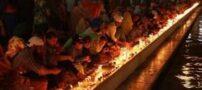 جالب ترین جشنواره در هند «نور و رنگ»