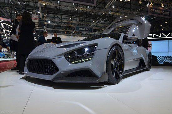 20 خودرو گران قیمت جهان را بشناسیم