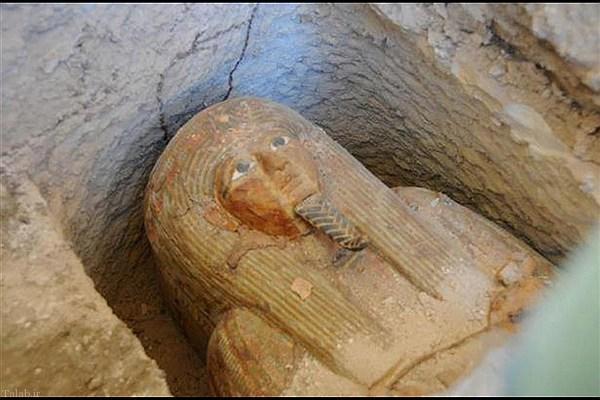 كشف دوباره مصر باستان