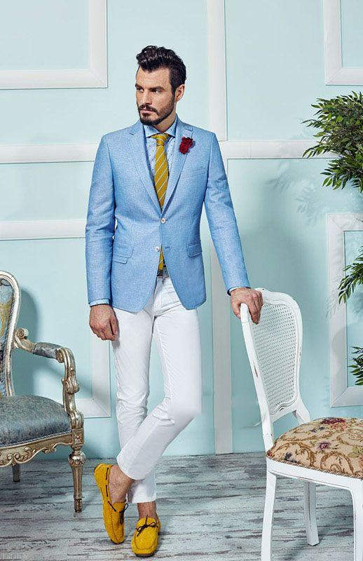 جذاب ترین مدل کت و شلوار مردانه از برند Giotelli