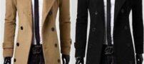 طرح های جدید پالتو زمستانی مردانه
