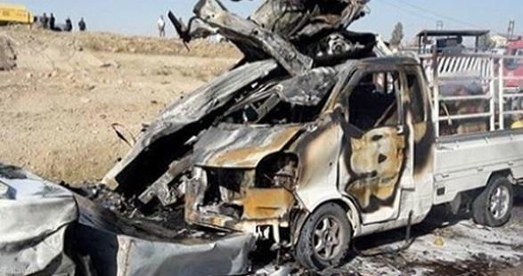 شهادت 10 نفر از ایرانی ها در انفجار در سامرا !+ تصاویر