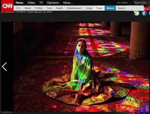 دختر 17 ساله شیرازی زیباترین دختر جهان شد (+عکس)