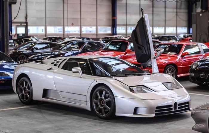 کلکسیون خودروهای مشهور در سراسر جهان