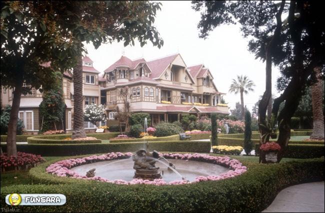 آشنایی با مشهورترین کاخ کالیفرنیا