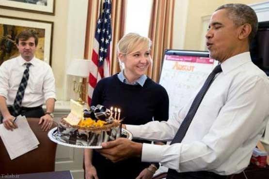 تصاویر دیده نشده از 8 سال ریاست جمهوری اوباما