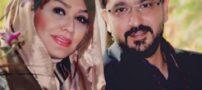 زندگی امیرحسین مدرس و همسر دومش (عکس)