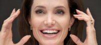 اولین تصویر از چهره آنجلینا جولی پس از طلاق از برد پیت
