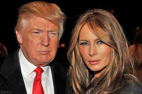 بیوگرافی کامل از همسر دونالد ترامپ (+عکس)