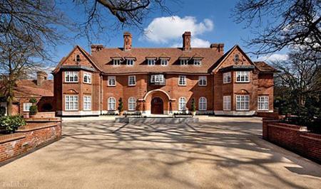 عکس هایی از خانه جاستین بیبر در لندن