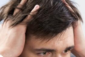 ریزش مو علامتی شایع و ناراحت کننده