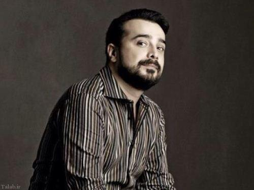 گریم عجیب سپند امیر سلیمانی در فیلم همسايه ها (عکس)