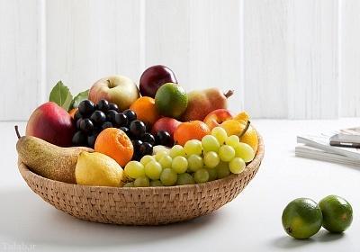 میوه های مفید برای سلامت مو