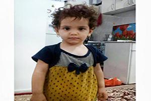 پیدا شدن زهرا کوچولو دو ساله بعد از 13 روز (عکس)