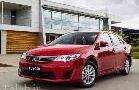 مشخصات فنی خودرو تویوتا کمری GL