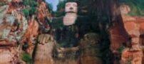 بودای غول پیكر Bamiyan افغانستان