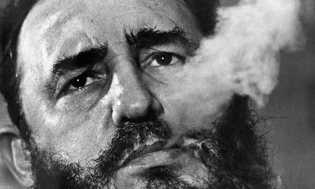 زندگی فیدل کاسترو از کودکی تا کهنسالی به روایت تصویر