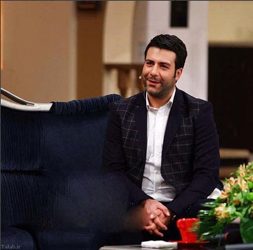 داستان جالب عاشق شدن بازیگر مشهور ایرانی