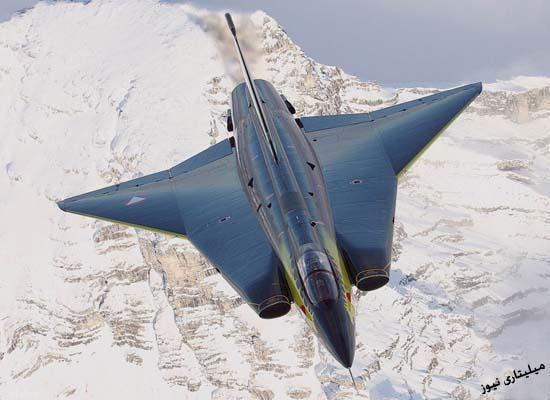 آشنایی با جنگنده سوئدی