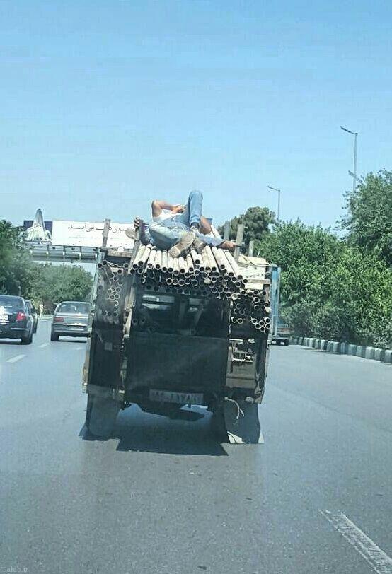 خنده دارترین سوژه های ایرانی + تصاویر