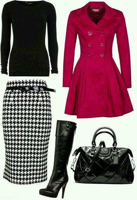 انواع بروزترین ست چکمه و لباس زمستانی زنانه !+ تصاویر