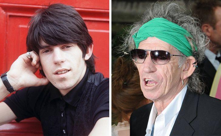 شکسته شدن چهره بازیگران مشهور با گذشت زمان