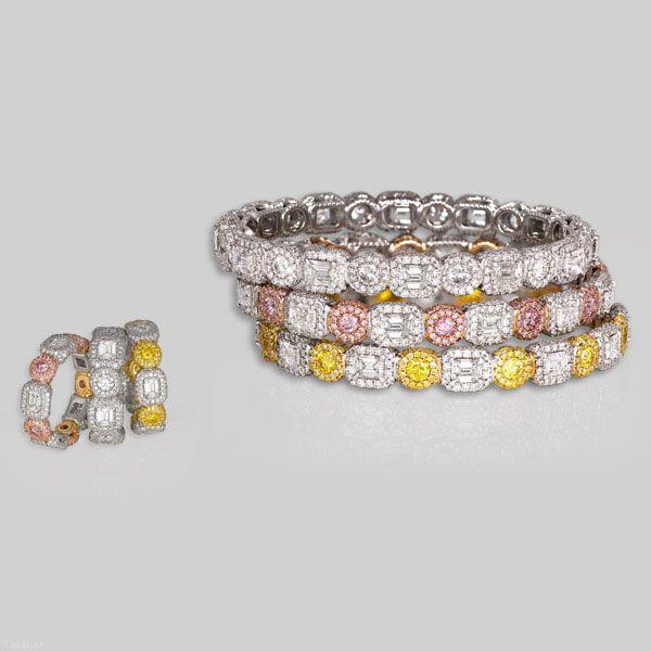 جواهرات زیبا و جذاب David Morris