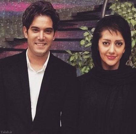 تصویری از همسر بازیگران و افراد مشهور