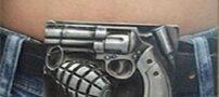 کمربند انتحاری در بیمارستان دولتی جنجال آفرید! +عکس