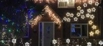 نورانی ترین شهر دنیا در جشن کریسمس! + تصویر
