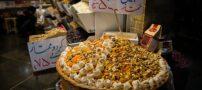 بازار آجیل در شب یلدا یخ زد !+ تصاویر