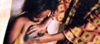 اتو کشیدن سینه های دختران آفریقایی + عکس