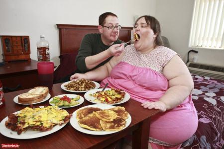 علت و درمان چاقی مفرط