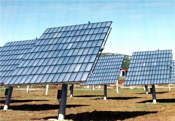 بزرگ ترین صفحه خورشیدی در کشور هند (عکس)