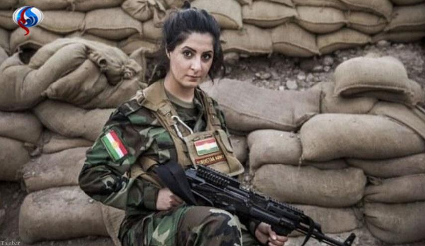 """داعش برای """"سر"""" دختر ایرانی جایزه یک میلیون دلاری تعیین کرد! (+عکس)"""