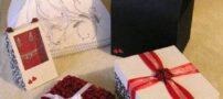 نمونه هایی از زیباترین تزیینات هدایای شب یلدا