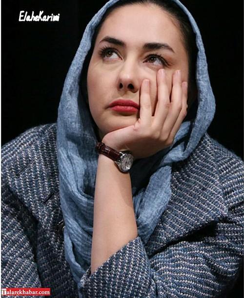 چهره جالب هانیه توسلی در فیلم سیانور