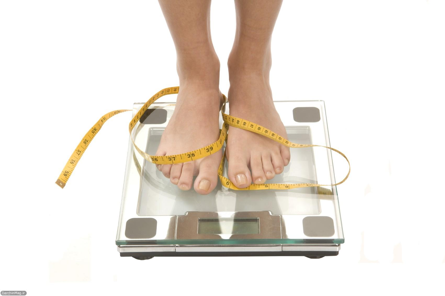 یک نکته اساسی در کاهش وزن