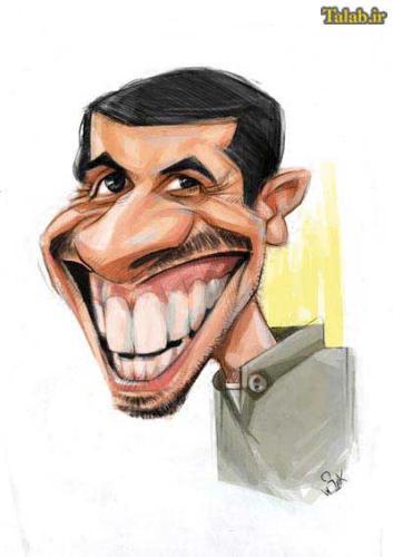 کاریکاتور بازیگران سینما ایران و جهان