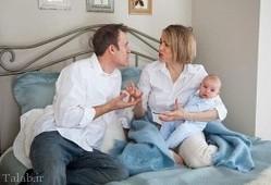 زندگی زناشویی با همسرتان وقتی بچهدار هستید