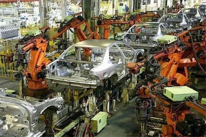 فولادهای ضد زنگ در صنعت خودروسازی
