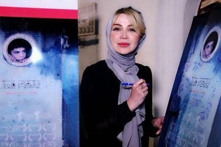 زندگینامه و تصاویری از سپیده گلچین