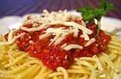 ماکارونی یا اسپاگتی