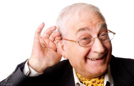 کاهش شنوایی در دوران سالمندی